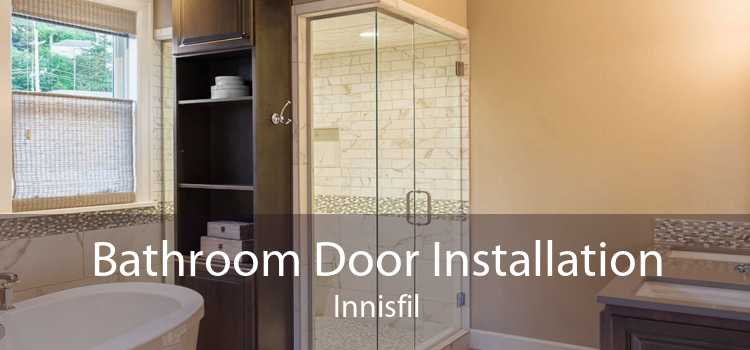Bathroom Door Installation Innisfil