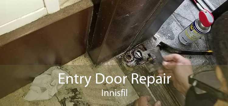 Entry Door Repair Innisfil