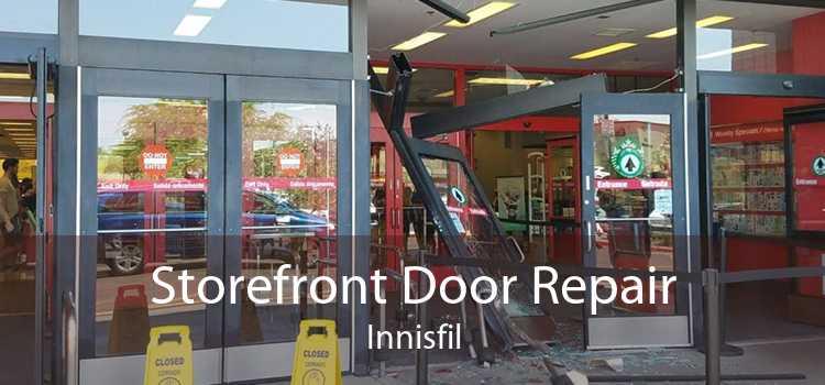 Storefront Door Repair Innisfil